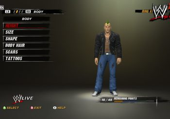 There Are 50 Slots To Create Superstars In WWE '13