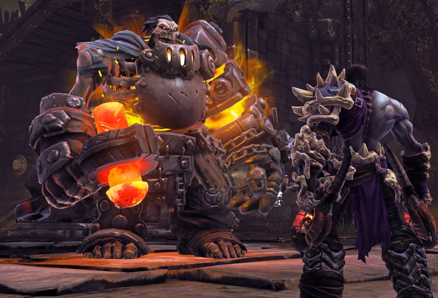 Darksiders 2 Abyssal Forge DLC Coming this Halloween