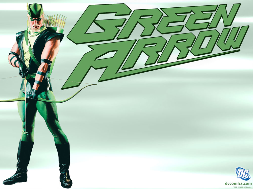 GreenArrowDCComics