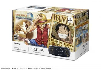 One Piece Romance Dawn PSP System Bundle Announced