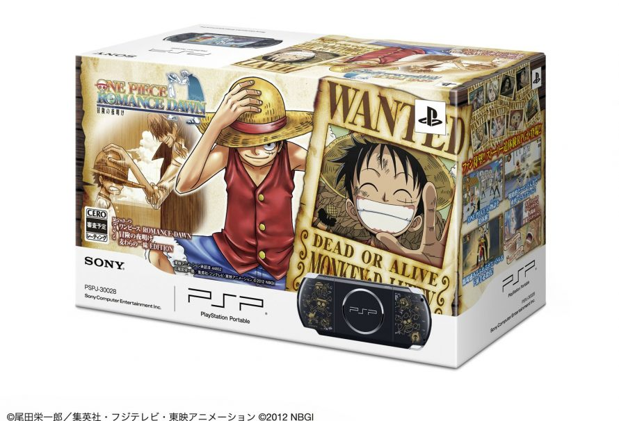 One Piece Romance Dawn PSP System Bundle Announced