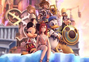 Nomura Teasing Kingdom Hearts II HD