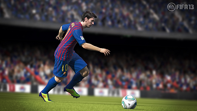 FIFA 13 Patch 1.02 Now Available