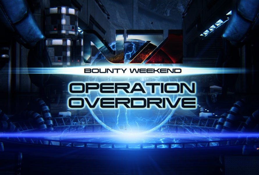 Mass Effect 3 Operation Overdrive Begins This Weekend
