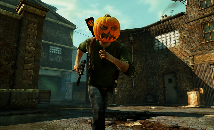 Uncharted 3 Gets A Halloween Update For Multiplayer
