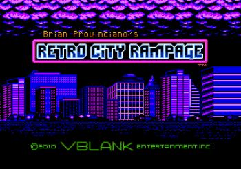 Retro City Rampage Launch Trailer Released