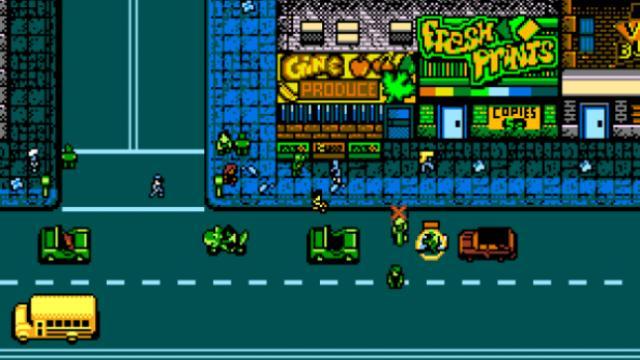 Retro City Rampage Brings the Mayhem to Xbox 360