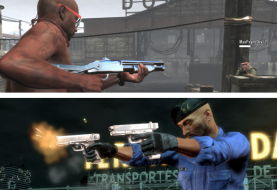 Rockstar Adds 'Chrome' Tint to Max Payne 3 Weapons