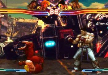 Street Fighter X Tekken Vita DLC Problems to be Resolved Next Week