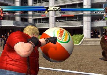 Tekken Tag Tournament 2 Wii U Features Tekken Ball Mode