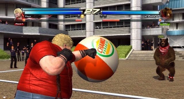 Tekken Tag Tournament 2 Wii U Features Tekken Ball Mode
