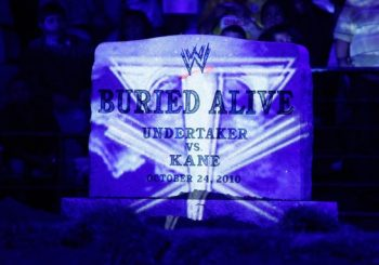No Buried Alive Match In WWE '13