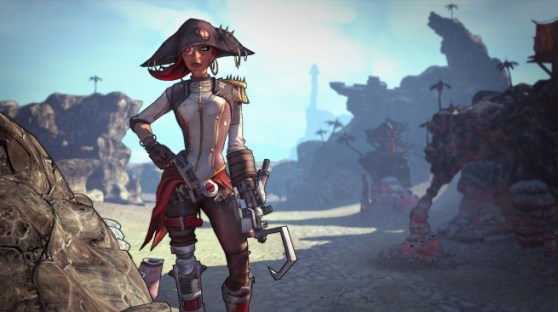 Borderlands 2: Captain Scarlett and Her Pirate's Booty DLC Releasing Next Week