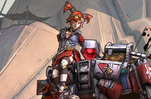 Borderlands 2 – Gaige the Mechromancer Impression and Hands On Gameplay