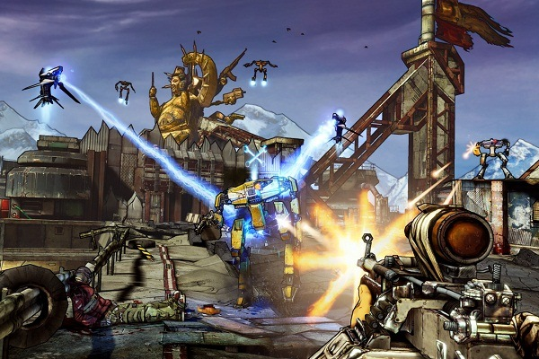 borderlands 2 how to start the amulet