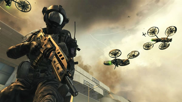 New Black Ops 2 Trailer Has Robert Downey Jr.