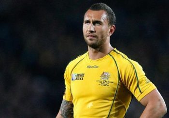 Quade Cooper Gets Fined $10,000 For Criticizing Rugby Challenge Video Game