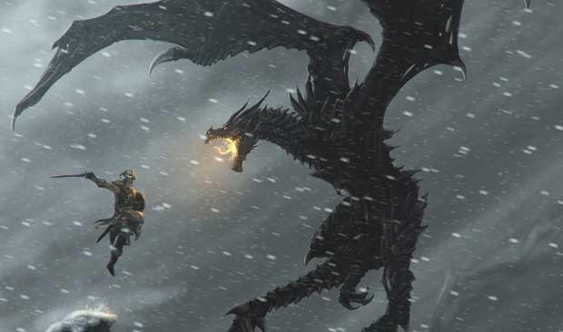 "Rumor: Skyrim's Next DLC Titled ""Dragonborn"""