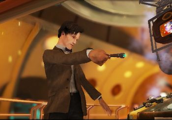 Doctor Who: The Eternity Clock Coming to PS Vita on Tuesday