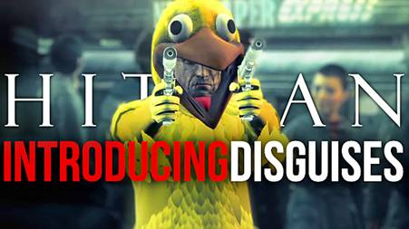 "Hitman: Absolution ""Introducing Disguises"" Trailer Now Out"
