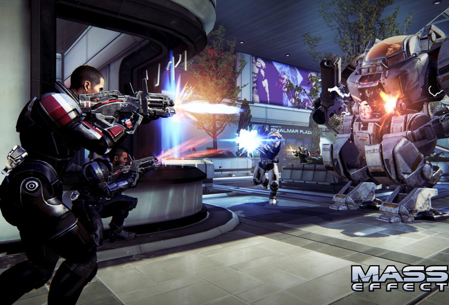 Mass Effect 3 gets 'Ground Resistance' weapon pack this week