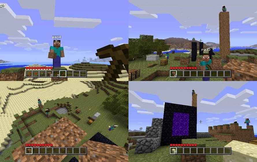 Minecraft Is Now The Most Popular Video Game On Xbox LIVE