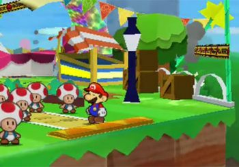 Paper Mario: Sticker Star Gets a New Trailer