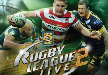 UK Rugby League Live 2 Cover Revealed