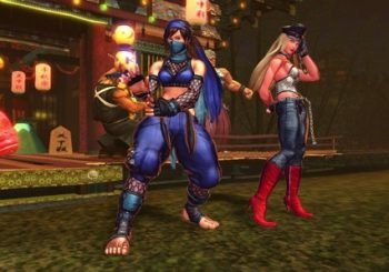 Sony Accidentally Lists Street Fighter X Tekken Swap Costumes For Free