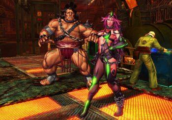 Street Fighter X Tekken Vita Has a DLC Mixup?