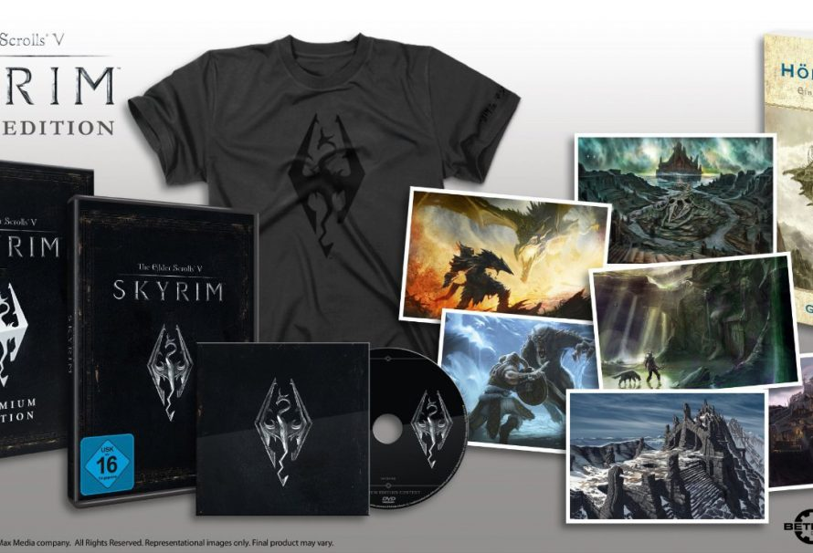 The Elder Scrolls V: Skyrim Premium Edition Detailed and Pictured