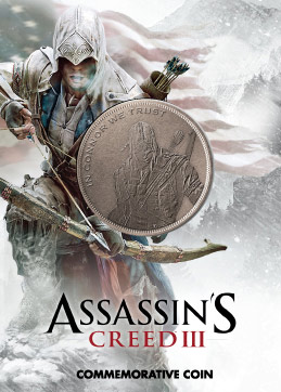 BestBuy is Offering LE Assassins Creed 3 Coins For Midnight Release Buyers