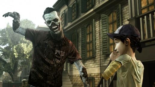 The Walking Dead Ouya