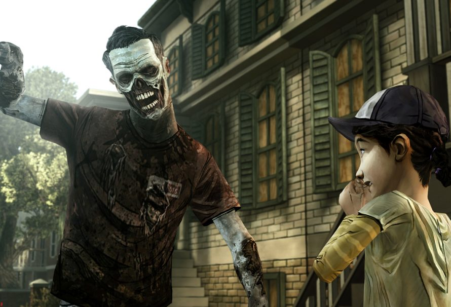 The Walking Dead stalking to Ouya this year