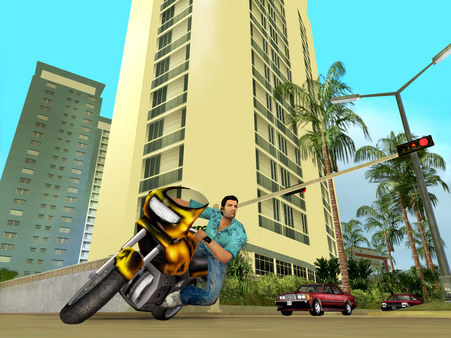 Grab Grand Theft Auto: Vice City for Cheap Today on Steam