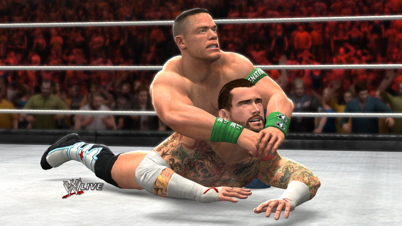 WWE '13 SDH Launch Trailer Lays the SmackDown