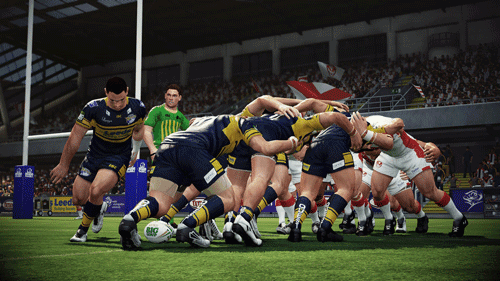Rugby League Live 2 Gets A Release Date In The UK