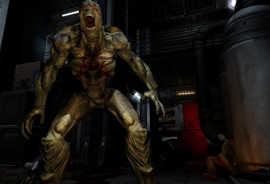 Original Doom 3 Returns To Steam