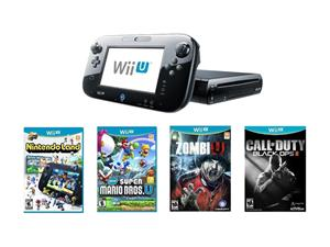 Newegg Lists 2 Wii U Bundles; Currently in Stock [Updated]