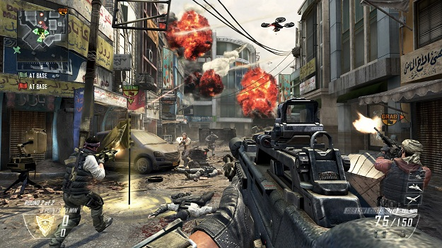 Black Ops 2 Double XP Weekend Incoming