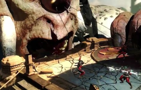 New God of War: Ascension Trailer Shows off Perks for Aligning with Ares