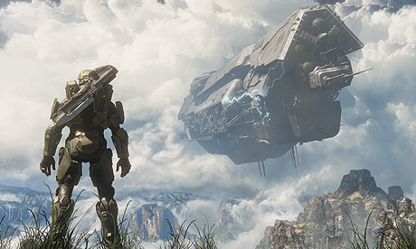 Halo 4 Earns $220 Million In Its First Day