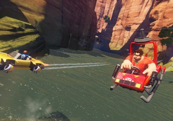 Wreck-It Ralph Seen In New Sonic & All-Stars Racing Transformed Trailer