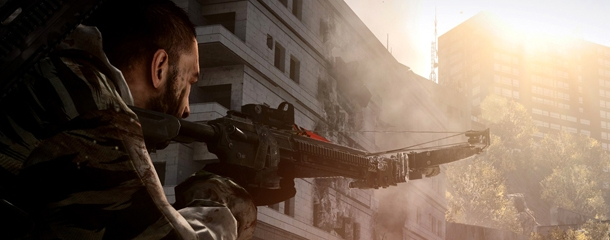 New Battlefield 3 Video Shows The Crossbow