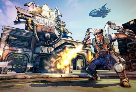 Borderlands 2 Mister Torgue's Campaign of Carnage - First Ten Minutes