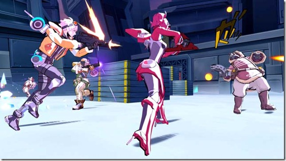Capcom Releases an Action Packed E.X. Troopers Launch Trailer