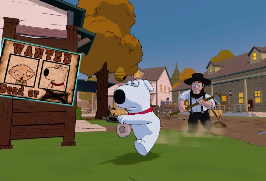 Family Guy: Back To The Multiverse Trophy List Revealed