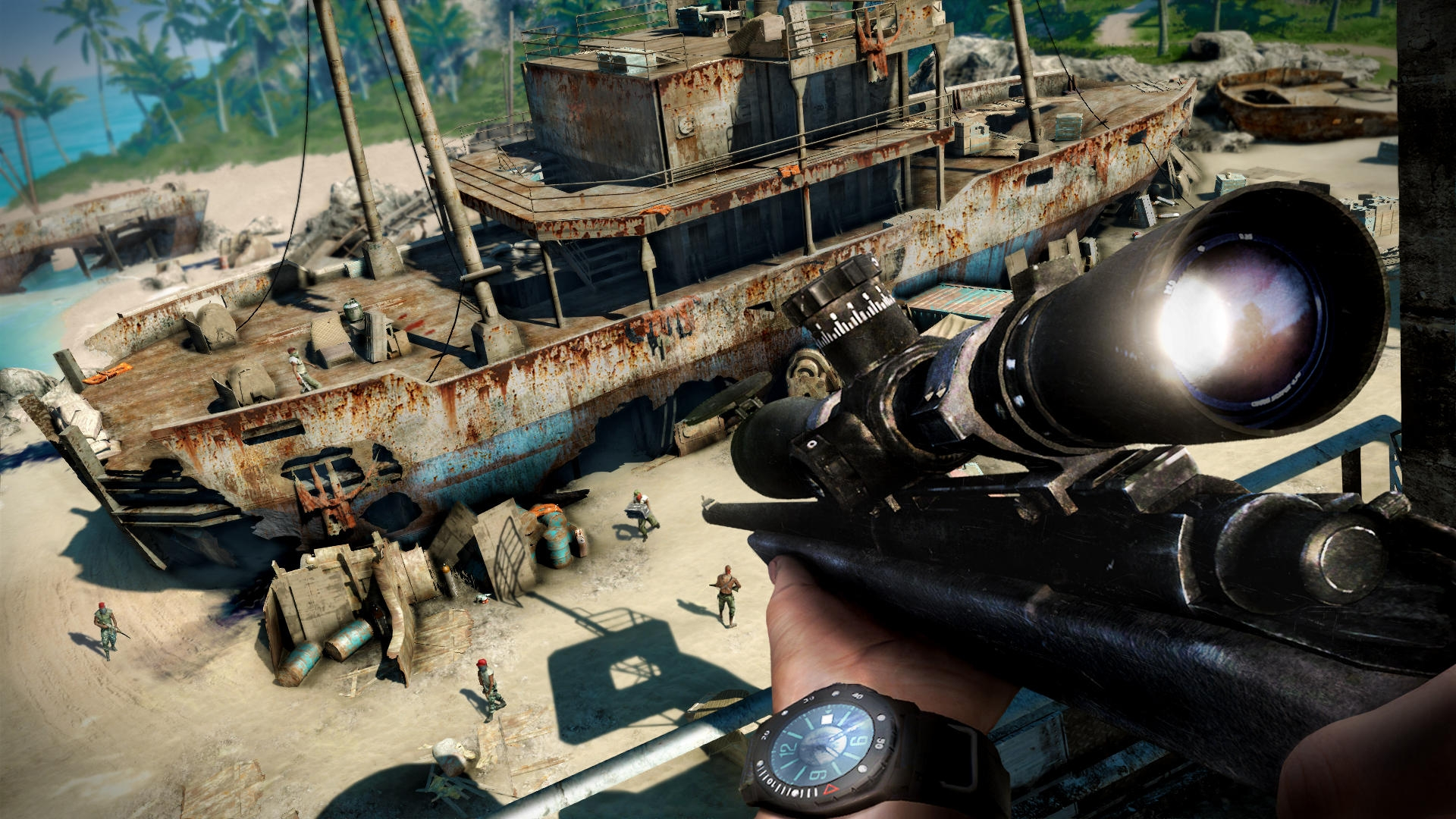 far cry 3 map editor ps3