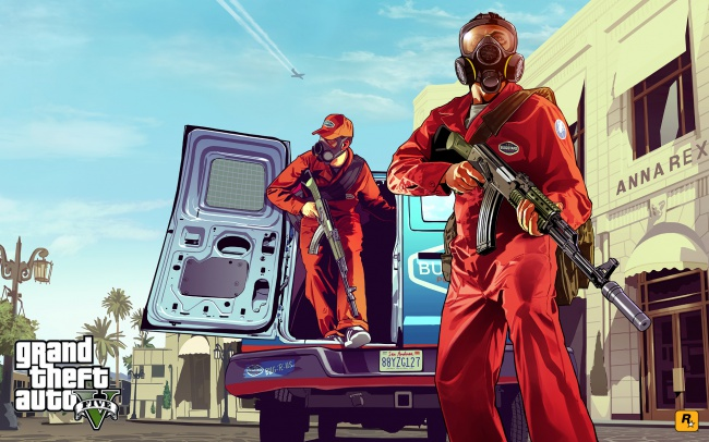 Tons Of Grand Theft Auto 5 Details Emerge