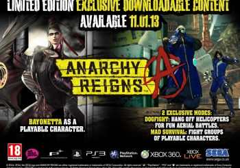"Anarchy Reigns Gets Preorder ""Limited Edition"" in Europe"